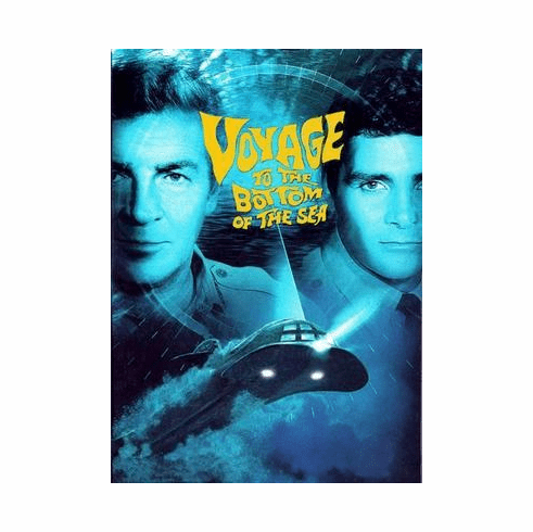 Voyage To The Bottom Of The Sea Movie Poster 24in x36 in