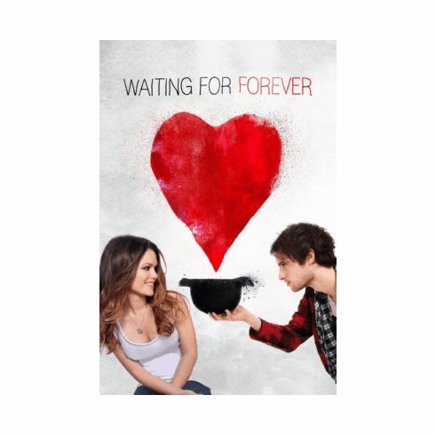 Waiting For Forever Mini Poster 11x17in