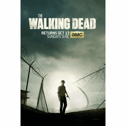 Walking Dead Poster 24inx36in Poster