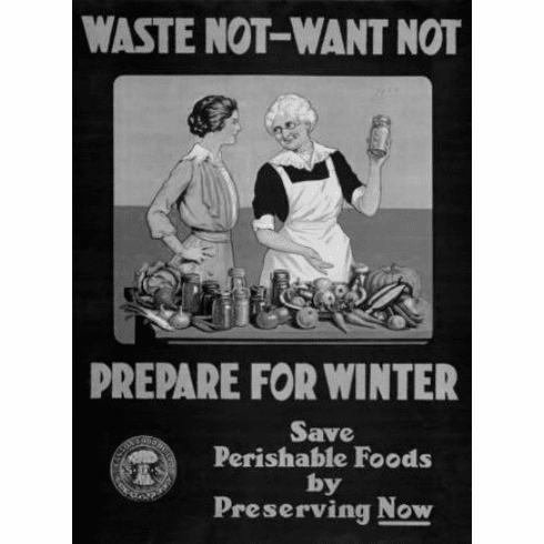 "War Propaganda Black and White Poster 24""x36"""
