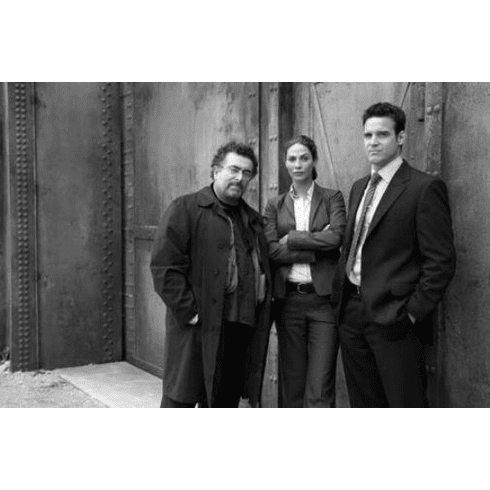"Warehouse 13 Black and White Poster 24""x36"""