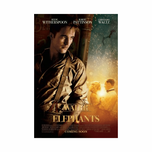Water For Elephants Mini Poster 11x17in