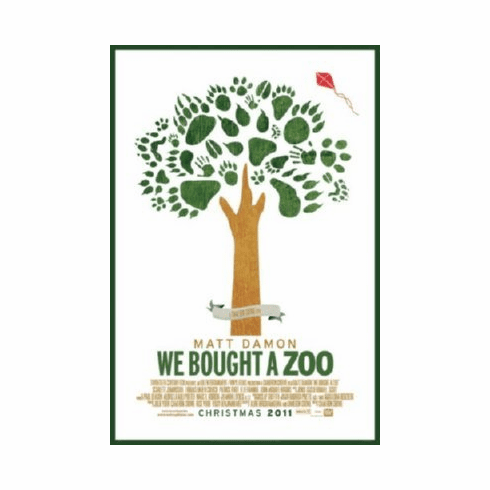 We Bought A Zoo 8x10 photo Master Print