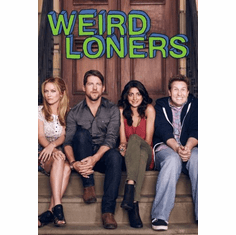 Weird Loners Poster 24in x36in