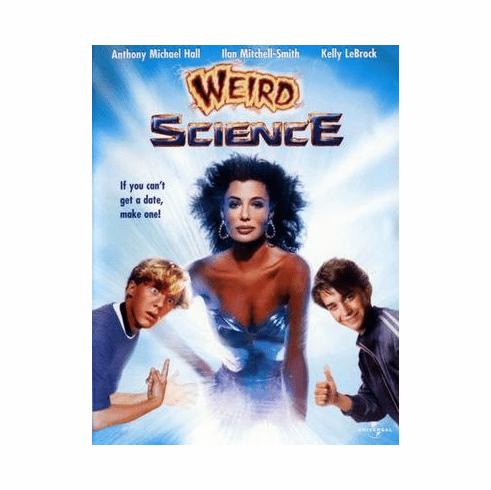 Weird Science Movie Poster 24in x36 in