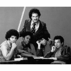 "Welcome Back Kotter Black and White Poster 24""x36"""