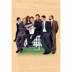 West Wing Poster 24inx36in