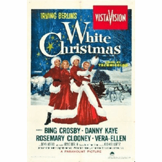 White Christmas Mini Movie Poster 11x17