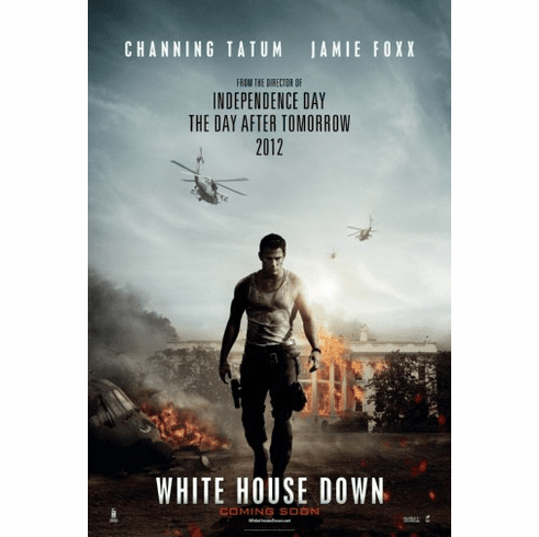 White House Down Movie Poster 24inx36in Poster
