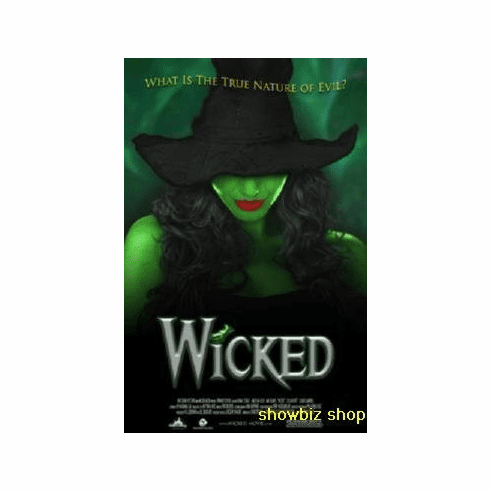Wicked Theater Show Art 8x10 photo Master Print