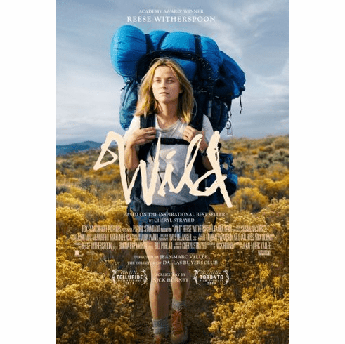 Wild Movie Poster 24in x36in