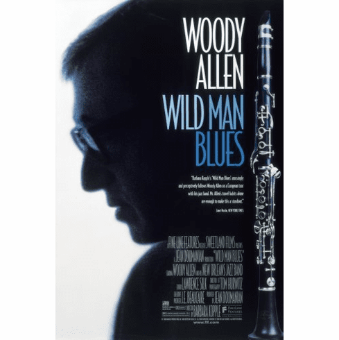 Wildman Blues Movie Poster 24inx36in Poster