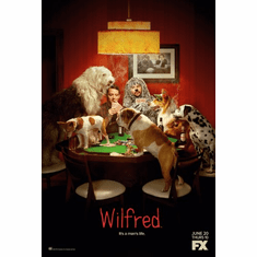 Wilfred Poster 24inx36in Poster