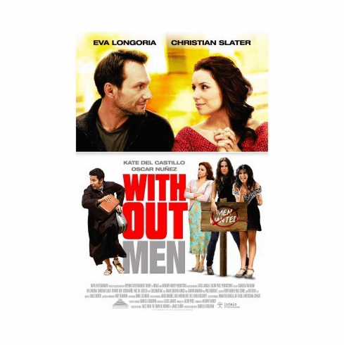 Without Men Movie mini poster 11x17 #01