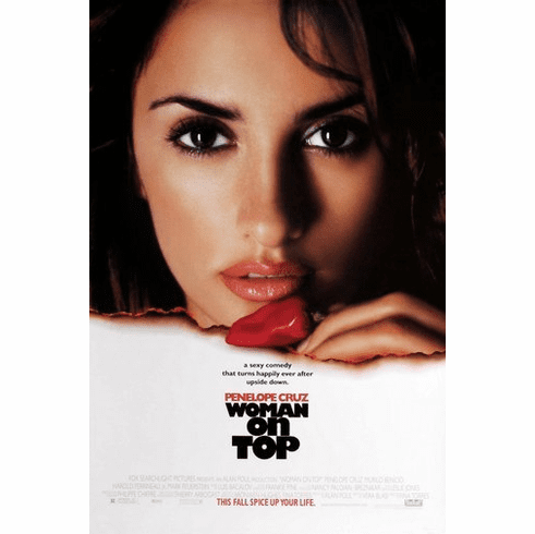Woman On Top Movie Poster 24Inx36In Poster