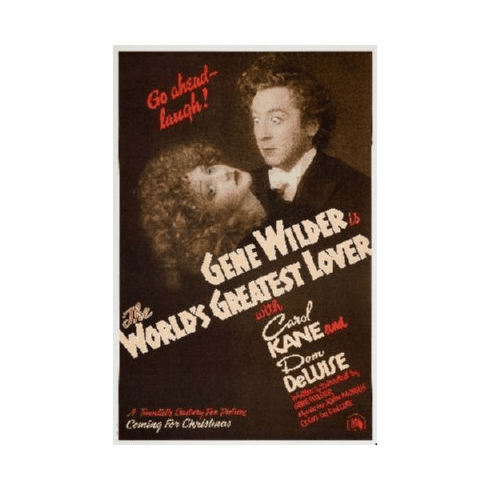 Worlds Greatest Lover Poster 24inx36in