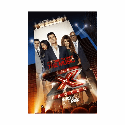 X Factor The Mini Poster 11x17 #01