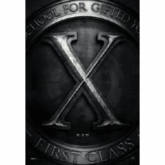 X Men First Class Movie 11inx17in Mini Poster #01