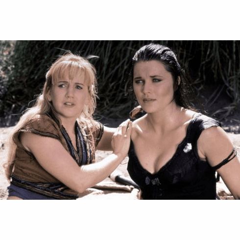 Xena And Gabrielle poster 24inx36in Poster