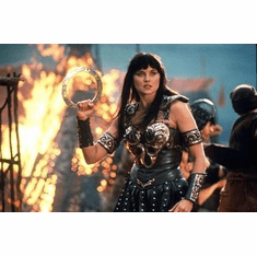 Xena Poster Lucy Lawless 11x17 Mini Poster