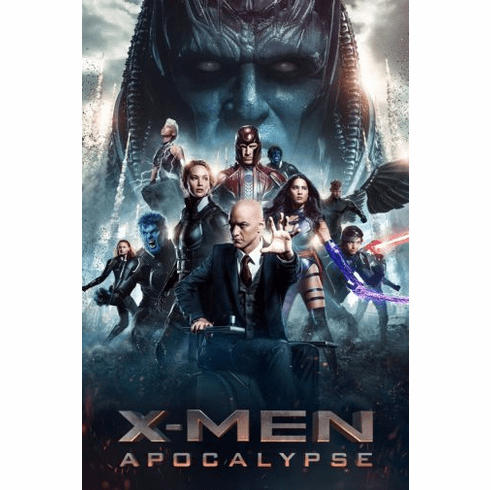 Xmen Apocalypse Movie Mini Poster 11x17