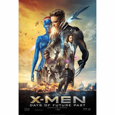 Xmen Days Of Future Past Movie poster 24inx36in Poster