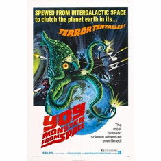 Yog The Monster From Space Movie Poster 11x17 Mini Poster