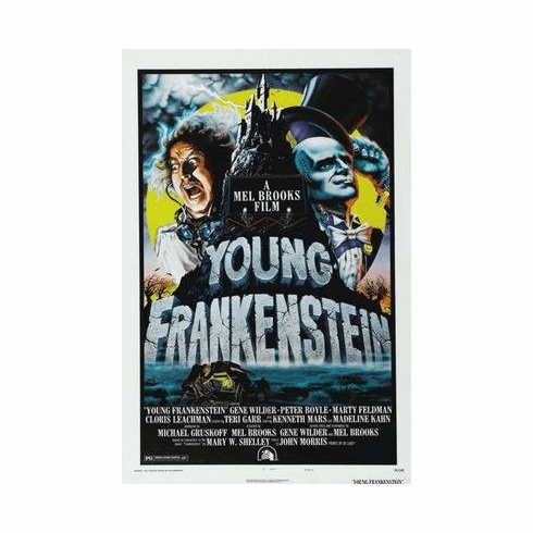 Young Frankenstein Movie Poster 11x17 Mini Poster