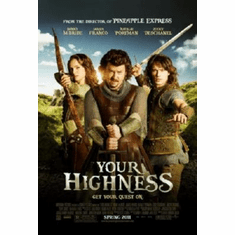 Your Highness Mini Movie Poster #01 11x17 Mini Poster