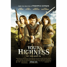 Your Highness Mini Poster 11x17