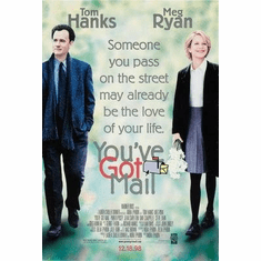 Youve Got Mail Movie Poster 11x17 Mini Poster