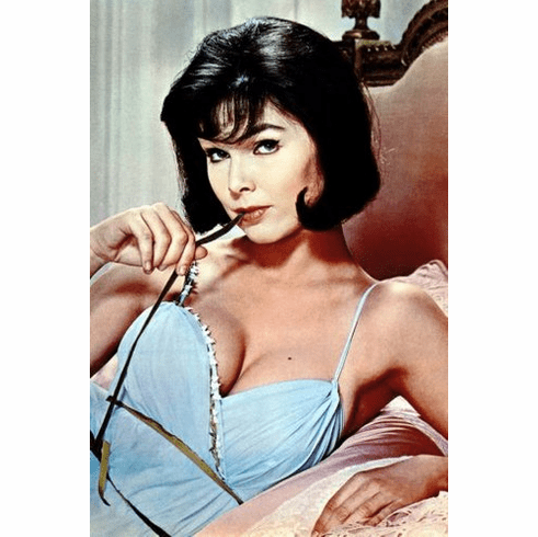 yvonne craig Mini Poster 11inx17in poster