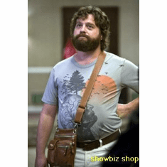 Zack Galifianakis Poster The Hangover 24inx36in