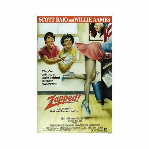 Zapped Scott Baio Movie Poster 11x17 Mini Poster