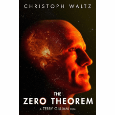 Zero Theorem The Movie poster 24inx36in Poster