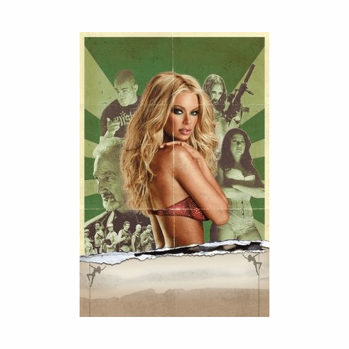Zombie Strippers Movie Poster 11x17 Mini Poster