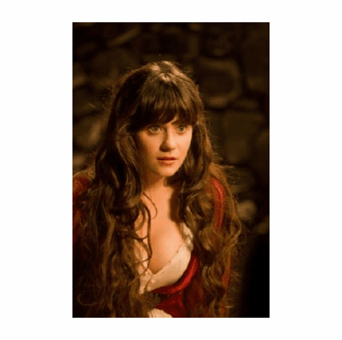 Zooey Deschanel 11inx17in Mini Poster #A01