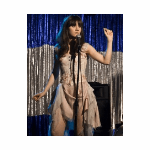 Zooey Deschanel 8x10 photo Master Print