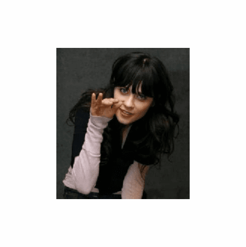 Zooey Deschanel Poster 11x17 Mini Poster