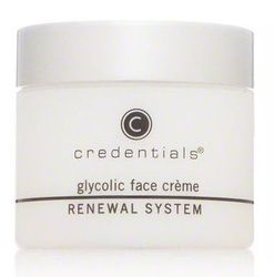 Credentials Glycolic Face Cream 2fl oz.