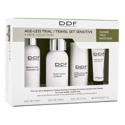 DDF AGE-less Anti-Aging Sensitive Skin Starter Set