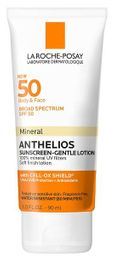 La Roche-Posay Anthelios 50 Mineral Sunscreen Gentle Lotion 4.0 fl oz.