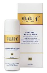Obagi-C Fx C-Therapy Night Cream 2fl oz (Arbutin Formula)