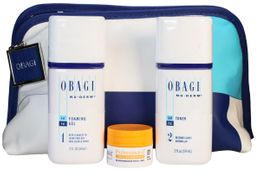 GWP: Free Obagi Travel Bag complete with vacation size samples
