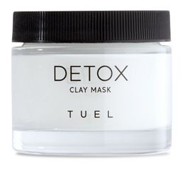 Tuel Detox Clay Mask 2.0 fl oz.
