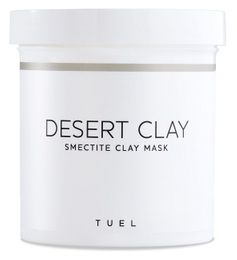 Tuel Desert Clay Hydrating Mask 12.5 fl oz.