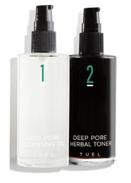 Tuel Detox Deep Pore Cleansing Duo 2 x 2.5 fl oz.