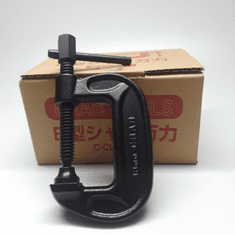 "Crab 1 1/2"" Drop Forged C-Clamp, BC-38"