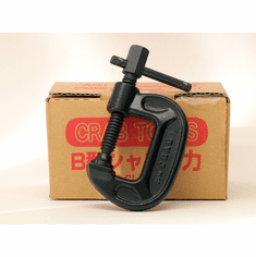 "Crab 1"" Drop Forged C-Clamp, BC-25"
