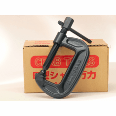 "Crab 2"" Drop Forged C-Clamp, BC-50"